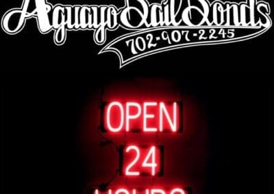 Aguayo Bail Bonds is Open 24 Hours