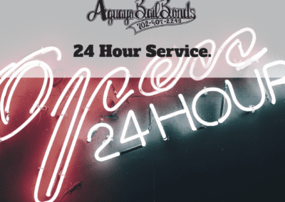 24 Hour Bail Bond Services