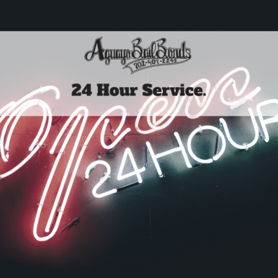 24 hour bail bonds in las vegas, nv