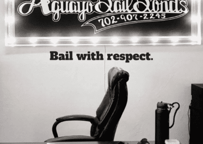 Bail with respect by Aguayo Bail Bonds