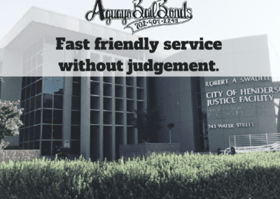 Judgement Free Bail Bonds in Henderson NV